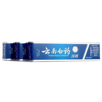 云南白药 牙膏 100g×3 (留兰香型)