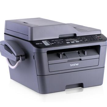 兄弟MFC7380/7480D黑白激光打印机多功能一体a4复印机扫描传真办公商用 MFC7480D官方标配(双面打印 四