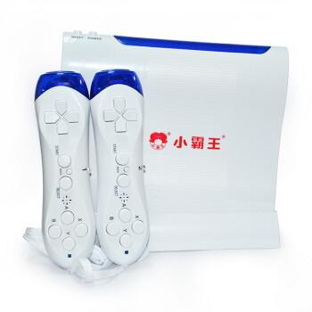 小霸王体感游戏机A5 家用电视互动 亲子健身 双人运动无线电玩 官方标配