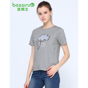 Áo thun nữ Bossini 17T 020829000 970 M 17088Y