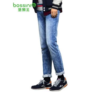Quần Jean nam Bossini 714121020 52 34 18086B