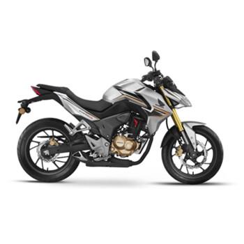 【定金】新大洲本田CBF190R电喷摩托车SDH175-6跨骑车运动休闲摩旅 (运动版)灰色/黑色15800元