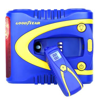 GOOD YEAR 固特异 GY-12509 汽车车载充气泵 188元包邮(338-150)