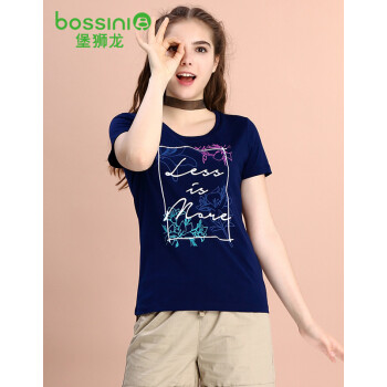 Áo thun nữ Bossini 17T 020847090 543 L 17592Y