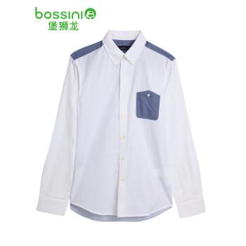 Áo thun nam Bossini 911005050 011 M 17084B