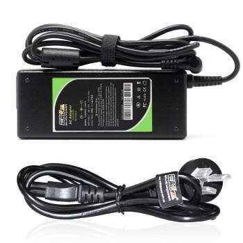 E能之芯 适用于华硕 联想 东芝充电器19V 4.74A笔记本电源适配器 90W电源适配器