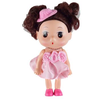 甜蜜城堡迷糊娃娃 mini漂亮可爱迷糊娃娃精美盒装(336