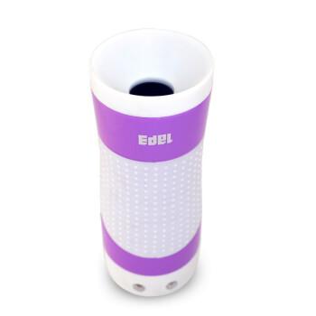 宜阁(edei)ZQ-ZD03多功能早餐机蛋卷机全自动鸡蛋杯 煮蛋器 卷蛋器神器煎蛋器 浅紫色