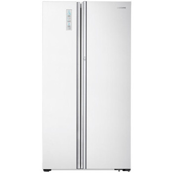 三星(SAMSUNG)RH60H8150WZ 609升 智能变频风冷 大容量门中门 原装进口 对开门冰箱(炫白)