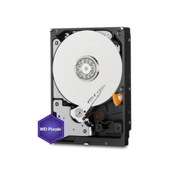 西部数据(WD) 紫盘 1TB SATA6Gb 监控 录相机台式机械硬盘 DVR WD10EJRX