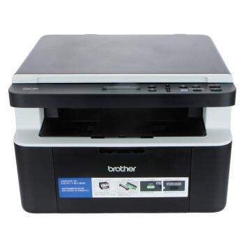 兄弟(brother)DCP1618W 黑白激光多功能一体机(打印、复印、扫描、无线网络)