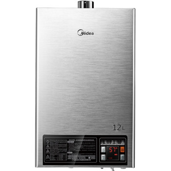 美的(Midea)12升变升恒温 防烫温控 燃气热水器(天然气) JSQ22-12HWB
