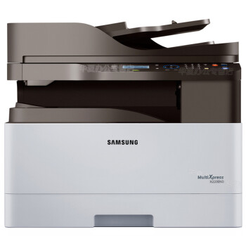 三星(SAMSUNG)A3激光打印机复印机扫描一体机K2200 ND(双面打印+双面复印+网络+输稿器+单层纸盒) 主机