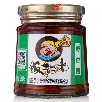 饭扫光 野香菌 拌饭菜 280g