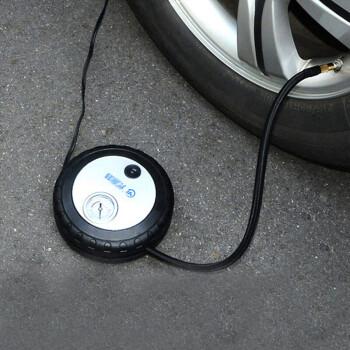 陆广 车载汽车轮胎打气泵车用便携式打气机 充气泵 吉利EC8 博越 帝豪GS经典帝豪