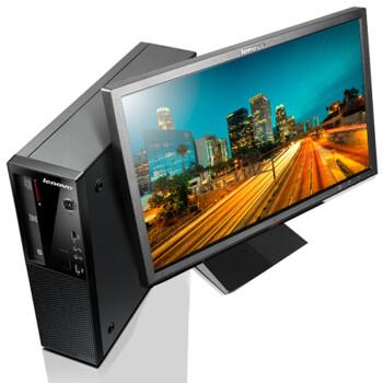 联想(Lenovo)扬天M2630s-00 台式电脑(G1820 4G 500G 1G独显 DVD 千兆网卡 win7)