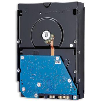 东芝(TOSHIBA) 4TB 128MB 5400RPM 监控硬盘 SATA接口 监控系列 (MD04ABA400V)