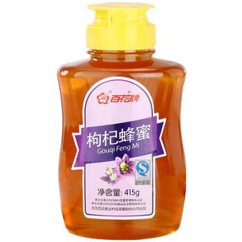 百花牌枸杞蜂蜜415g