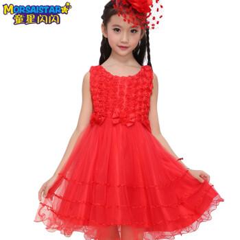 女童公主裙春装儿童连衣裙女孩婚纱蓬蓬裙礼服裙子秋图片