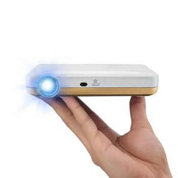智歌(zeco )cx3S 投影仪 家用高清微型投影机家用便携式led迷你3d无线家庭影院 cx3max增强版