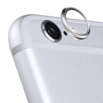 邦克仕(Benks)摄戒手机镜头圈保护圈 适用于iPhone6/iPhone6 Plus 银色-5.5英寸