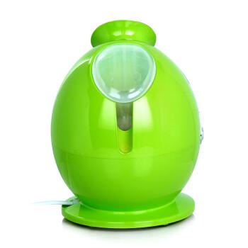 娇源 蒸脸器美容仪 纳米离子蒸脸机蒸面器热喷家用美容仪器 喷雾补水加湿器 面部加湿器 绿色