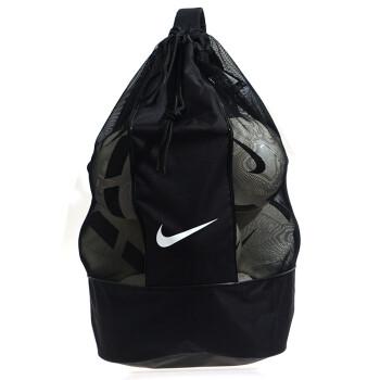 耐克女士单肩背包_耐克nike 足球篮球包 置物袋 单肩抽绳篮球收纳 可放置足球/篮球/排球