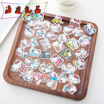 表情可爱自制手账本日记装饰贴纸包 卡通创意手机diy相册小贴画 可爱k