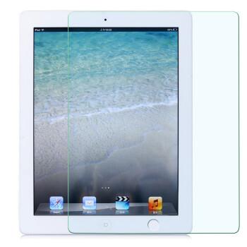 MEIFENG 平板电脑高清贴膜屏幕保护膜 适用iPad4/5/Air2/mini 钢化玻璃膜 ipadmini/2/3