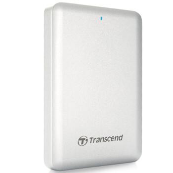 创见(Transcend)SJM500系列 256G Thunderbolt雷电接口 2.5英寸 Mac专属移动固态硬盘