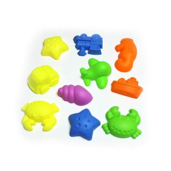 馨颜太空沙sand动力沙专用儿童益智玩沙模具模型交通