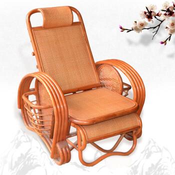 DO藤椅 躺椅 摇椅 藤摇椅 午休椅 老人椅  天然藤摇椅