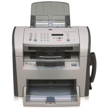 惠普(HP)LaserJet M1319F 黑白激光一体机(打印 复印 扫描 传真)