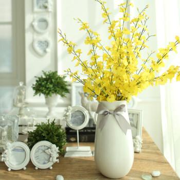 米子家居 现代简约创意时尚落地客厅 摆设摆件家居装饰品 陶瓷花器图片