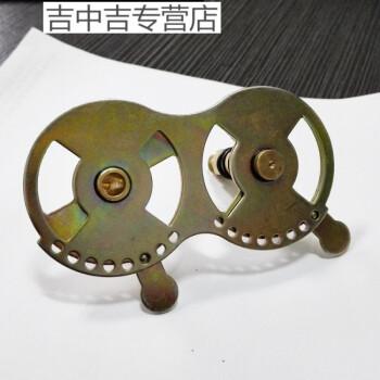燃气灶喷嘴 煤气灶喷嘴 液化气 天然气改造喷气嘴铜喷头喷咀配件 天然