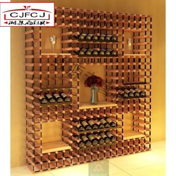 致源 酒窖定做酒架家庭客厅仓库酒店储藏创意墙体定制