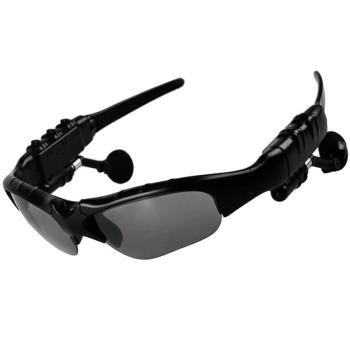 USAMS智能蓝牙眼镜头戴式影院耳机偏光太阳镜近视 3.0智能无偏光来电提醒
