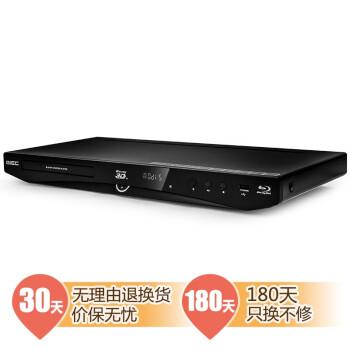 杰科(GIEC)BDP-G4308 DVD/USB2.0/3D蓝光电视播放机 播放器(黑色)