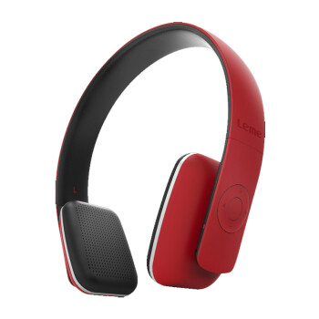 乐视耳机乐视leme蓝牙耳机 乐视TV 无线头戴式蓝牙耳机 红白黑三色可选