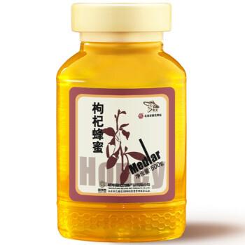 颐园牌 枸杞蜂蜜500g瓶