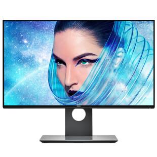 戴尔(DELL) U2417H 23.8英寸四面超窄边旋转升降IPS屏显示器