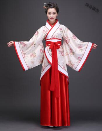 古装服装仙女唐朝古代汉服演出服古典舞蹈襦裙夏公主贵妃唐装女装 带图片