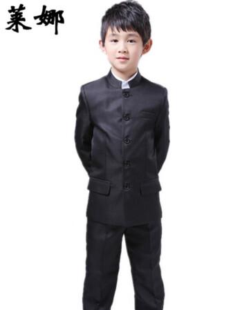 儿童民国服 新款演出服五四青年运动服装男女童相声表演服民国时期