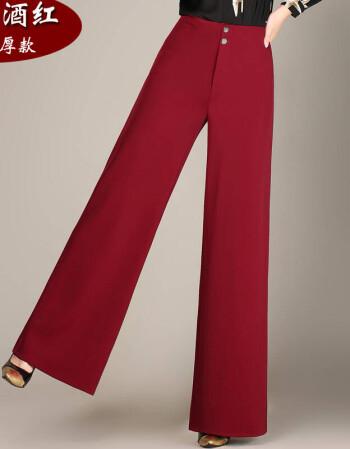 这些时髦穿法必须学会,阔腿裤不再是御姐的专属单品  时尚