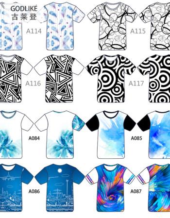 古莱登班服t恤定制全身印花设计文化衫高中初中生同学