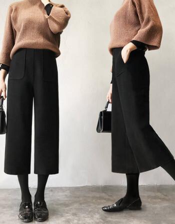 新买的短裤,腰围合适,裤腿却大了一圈,怎么改?