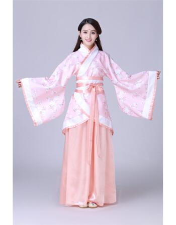 新款古装毕业服装汉服云中歌女改良儒裙套装中国风学生古筝演出服