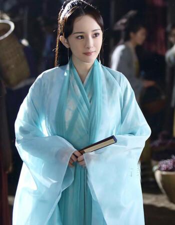 古装服装仙女清新淡雅汉服三生三世十里桃花同款古代衣服古风女装