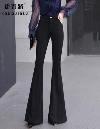 裤子女显瘦