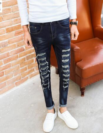 裤紧身裤瘦腿